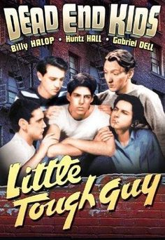 Synopsis: When labor activist Jim Boylan is sentenced to death for a crime he didn't committ, his son Johnny decides to become a criminal in revenge. He gathers together his friends Pig, String, Sniper, and Dopey to form his own street gang. The group goes on a crime spree, financed by mysterious thrill-seeking rich kid Cyril. During a robbery headed by Cyril, Johnny and Pig are trapped by the cops. Pig is shot dead. Cyril actually is the son of the District Attorney who con