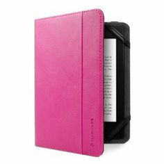 Marware Atlas Kindle Case Cover, Pink (fits Kindle Paperwhite, Kindle, and Kindle Touch) --- http://www.amazon.com/Marware-Atlas-Kindle-Cover-Paperwhite/dp/B005HSG3L0/?tag=urbanga-20