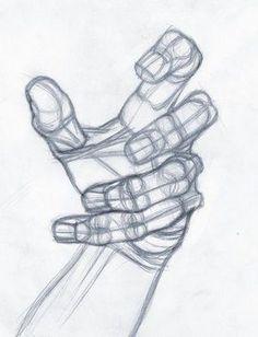 Como desenhar mãos • 03