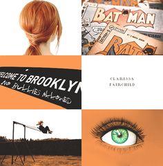 Clary fairchild ~ The mortal instruments