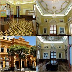 Palácio Rio Branco. Localizado em uma das áreas mais antigas do centro histórico de Manaus, o Palácio Rio Branco é um espaço que deve ser visitado não apenas pelos amazonenses, mas por turistas e pesquisadores por sua relevância histórica e arquitetônica.