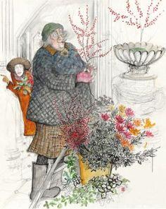 """The Flower Arranger"" by Sue Macartney-Snape"