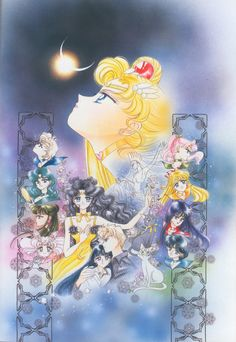 Bishoujo Senshi Sailor Moon Original Picture Collection Vol. III | Manga Style!