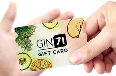 Gin71 Gift Card