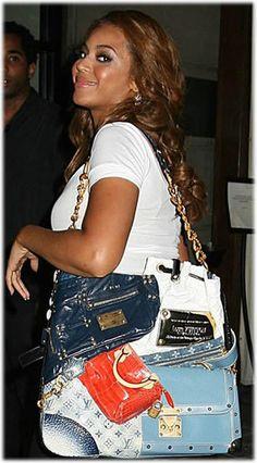 Beyonce Bag Fashion Style