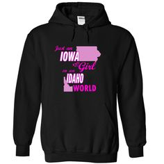 Just an Iowa girl ๏ in an Idaho worldIowa, girl,  Idaho, state