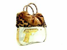 Ted Noten | Superbitch Bag Lady K