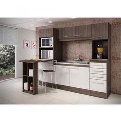 cozinha compacta com mesa embutida - Pesquisa Google