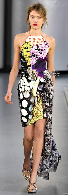 Mary Katrantzou - #PurelyInspiration
