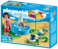 Playmobil 4864 Wading Pool 2010