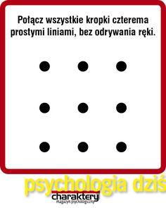 """Łamigówka z ostatniej """"Psychologii Dziś"""""""