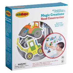 Edushape Magic Creation - Road Construction : Target