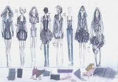 alexander mcqueen design sketches - Google Search