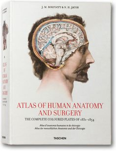 Atlas of Human Anatomy and Surgery (Hardcover). We owe a great debt to Jean Baptiste Marc Bourgery for his Atlas of Anatomy, which. Pdf Book, Human Anatomy And Physiology, Medical History, Science Books, Human Body, Sick, Illustration, Amazon, Learning Apps