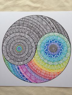 40 Beautiful Mandala Drawing Ideas & How To ​? 40 Beautiful Mandala Drawing Information & Ideas Doodle Art Drawing, Mandalas Drawing, Zentangle Drawings, Mandala Painting, Drawing Ideas, Zentangles, Zentangle Art Ideas, Mandala Design, Mandala Nature