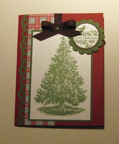 Stampin Up Christmas Ideas | Found on stampinconnection.com