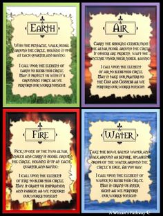 The Elements . Elemental Magic and this too will be very helpful with spell casting