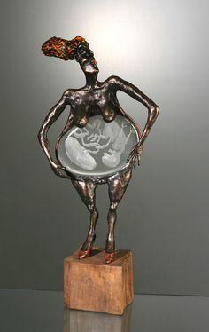 Sculpture by Dalibor Nesnidal