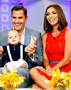 Bill, Giuliana and Duke Rancic - LOVE this family!!!