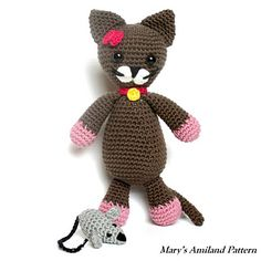 Minou Cat The Ami by Mary's Amiland