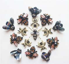 Cheap beaded patches, Buy Quality patches patches directly from China bee patch Suppliers: bee rhinestone beaded patches, sew on stickers for clothes applique patches for clothing parches termoadhesivos para ropa