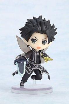 Sword-Art-Online-Asuna-Kirito-Leafa-Shirika-Lisbet-Cute-Figure-Set-NO-Box-6pcs
