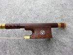 New Full Size Violin Bow Brazilwood Snakewood Frog Snakewood Pristian Eye : Snakewood/Snake Frog/Gold Mounted Bow Style: Violin bow Round Stick: Snakewood String: Quality AAA Mongolia Horse Hair Length: Weight: gra Full Size Violin, Violin Bow, Horse Hair, Bows, Horses, Eye, Arches, Bowties, Horse