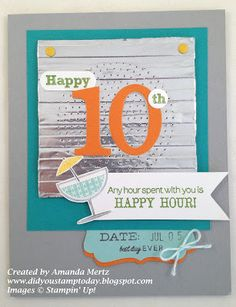 Did You Stamp Today?: Fab Friday Challenge 21