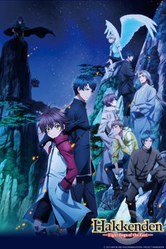 Crunchyroll - Hakkenden: Eight Dogs of the East Full episodes streaming online for free