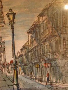 St. Peter's Street by Franz Weiss