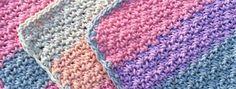 woven washcloth Free Crochet Pattern Salena Baca Crochet Easy Crochet