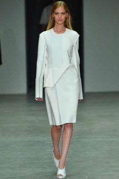 Calvin Klein Collection. New York Fashion Week.