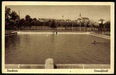 Dombovár, Dombóvár Strandfürdő, 1940.