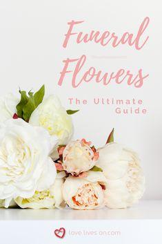 Funeral Flower Arrangements | Planning a funeral? Funeral arrangements