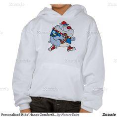 Personalized Kids' Hanes ComfortBlend® Hoodie/Dog Sweatshirt