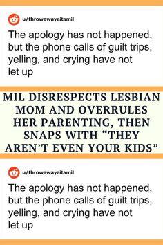 Reddit user u/throwawayaitamil is a lesbian mom-of-two. And I know you might be wondering, Funny Corny Jokes, Short Jokes Funny, Funny Memes, Extremely Funny Jokes, Terrible Jokes, Laughing Jokes, Laughing So Hard, Inspirational Short Stories, Lesbian Moms