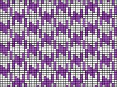 4279047_40 (385x289, 158Kb) Knitting Charts, Knitting Stitches, Knitting Patterns, Bargello Patterns, Tapestry Crochet Patterns, Crochet Blocks, Crochet Chart, Wedding Cross Stitch Patterns, Pixel Pattern