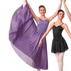 LONG DANCE DRESS curtain call