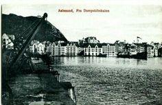 Ålesund kommune i Møre og Romsdal fylke Dampskibskaien