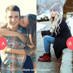 It's almost V-day, you got a bae?Yes (l) No (r) Click here to vote @ http://wishbone.io/it's-almost-v-day,-you-got-a-bae?yes-(l)-no-(r)-57003083.html