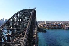 How to Walk Across The Sydney Harbour Bridge -