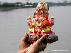 In the Hindu religion, all animals are considered sacred. Here we look at the symbolic nature of animals, and their importance in Hindu religion. Ganpati Visarjan, Hindu Rituals, Animal Symbolism, Elephant Head, Faith Prayer, Indian Festivals, Times Of India, Lord Ganesha, Hinduism