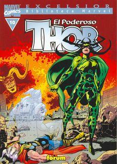 Thor, biblioteca Marvel nº 10