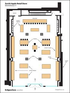 Apple store floor plan                                                                                                                                                     More