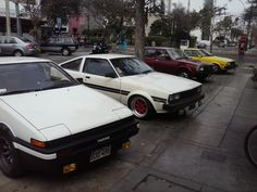 te71 in line Toyota Corolla, Bike, Style, Cars, Grow Old, Bicycle, Swag, Bicycles, Outfits