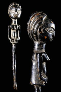 Traditional African Art : a link between past, present and future generations : Luba people