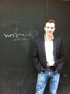 Entre montones de libros: Entrevista a Franck Thilliez