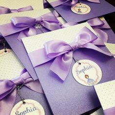 Sofia the first Birthday Party Invitation by BirthdayPartyBox