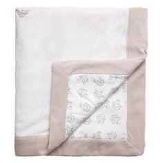 Armani baby blanket: $121.00