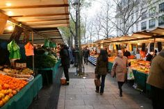 Marché Bastille | © ayustety/WikiCommons